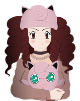 pCPokemon Oc_Lucy and Lulu by SoulOfPersephone