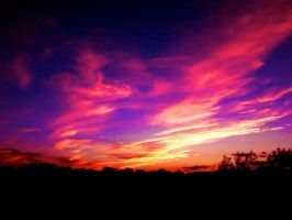 The Sky's Painting by SageFillyLuna