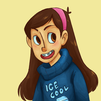 Mabel Pines by Kayotics