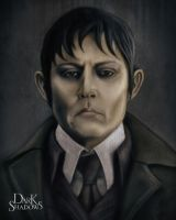 Barnabas Collins Portrait by AaronRandall