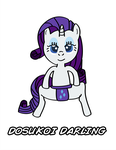 Rarity as a Sumo Wrestler by daimando