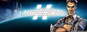 Facebook Cover - Handsome Jack (Hyperion) by mentalmars