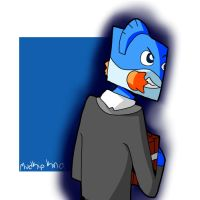 Mudkip King by Demintio