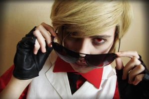 Hitmanstuck. Dave Strider by Maha-Solo