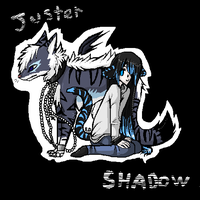 Juster and Shadow+request+ by ExoticDreamer