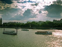 Life on Thames by little-billie