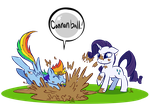 Cannonball Live-Request by professor-ponyarity