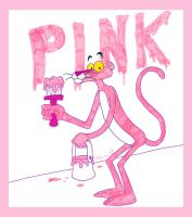 Pink Panther by adamis