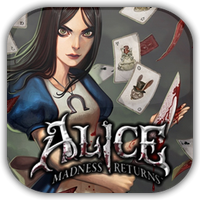 Alice Mad. Returns Game Icon by Wolfangraul