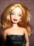 Adele ooak doll the singer made by Annie by Stareena333