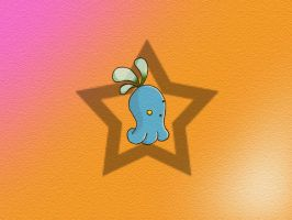 Boofah: A Happy Little Octopus by foxstomp