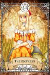 PH Tarot- The Empress by manu-chann