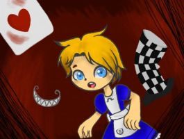 PewDiePie: Alice Madness Returns by MsGDance