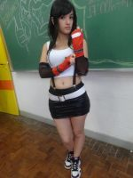 Tifa Lockhart | Anime Summer 2013 by yu-kisaragi