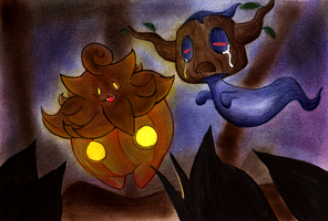 Pumpkaboo by KichiMiangra