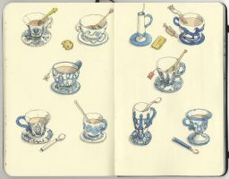 One for each day of the week by MattiasA