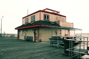 Lifeguard Station by pieface75