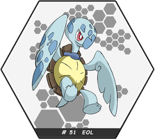 Mythmon: # 051 EOL by pysio20