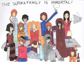 Sutoka family 2011 by Tigrantia