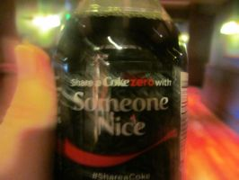 Share a Coke Zero with Someone Nice by BigMac1212