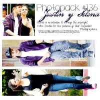 Photopack #136 Justin and Selena by YeahBabyPacksHq