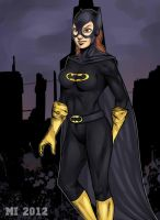Batgirl 2 by crow110696