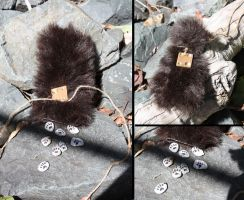 .:Animal Rune Pouch:. by Wulvie-leigh