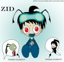 ZID BABY ZADR by Sakurith