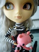 Pullip and Gloomy by X-ookami