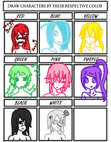 Color meme by The-fandom-alchemist