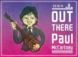 Paul McCartney - Out there by calazans89