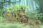 Flute's home by Forged-Artifacts