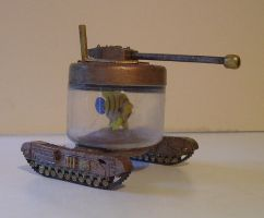 Aquarian Steam Tank 2 by davessyndrome