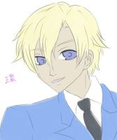 Suoh Tamaki by PeachBerryDivision