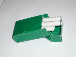 Pack of Smokes by LoDuris