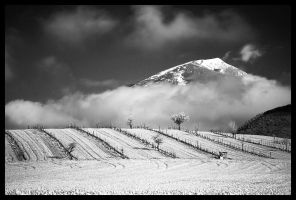 Behind the clouds by giacomoburattini