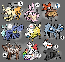 Fabulously Rare Adopts: JK by Kinla