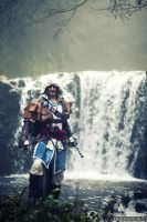 Assassin's Order - Edward Kenway Cosplay by Leon C by LeonChiroCosplayArt