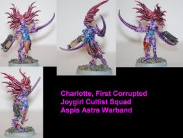 Charlotte, First Corrupted by Czethros