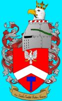Personal Coat of Arms by GhettoMole