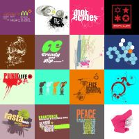 tshirt print designs1 by hashwednesday