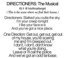 Directioners the musical by DirectionForLyfe