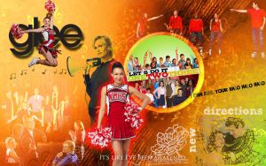 Glee wallpaper by Ishily