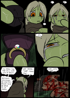 MLP Project - Blood is Thicker... 23 by Metal-Kitty