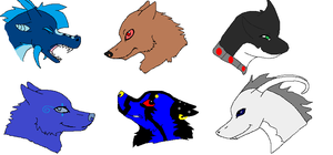 Join me Head shots Requests by Hyperactive-Blue