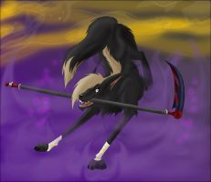 Scythe-macarena-no-Jutsu by heart-reactor