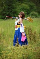 Final Fantasy X - Yuna #04 by Ama-la