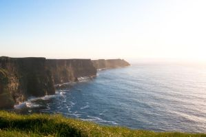 Cliffs of Moher by canyonlord