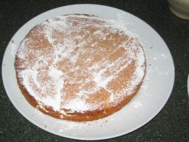 Mmm, Victoria Sponge Cake 2 by Bisected8