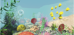 Eternal Sea Screenshot - Coral Oasis 3 by mishu2121